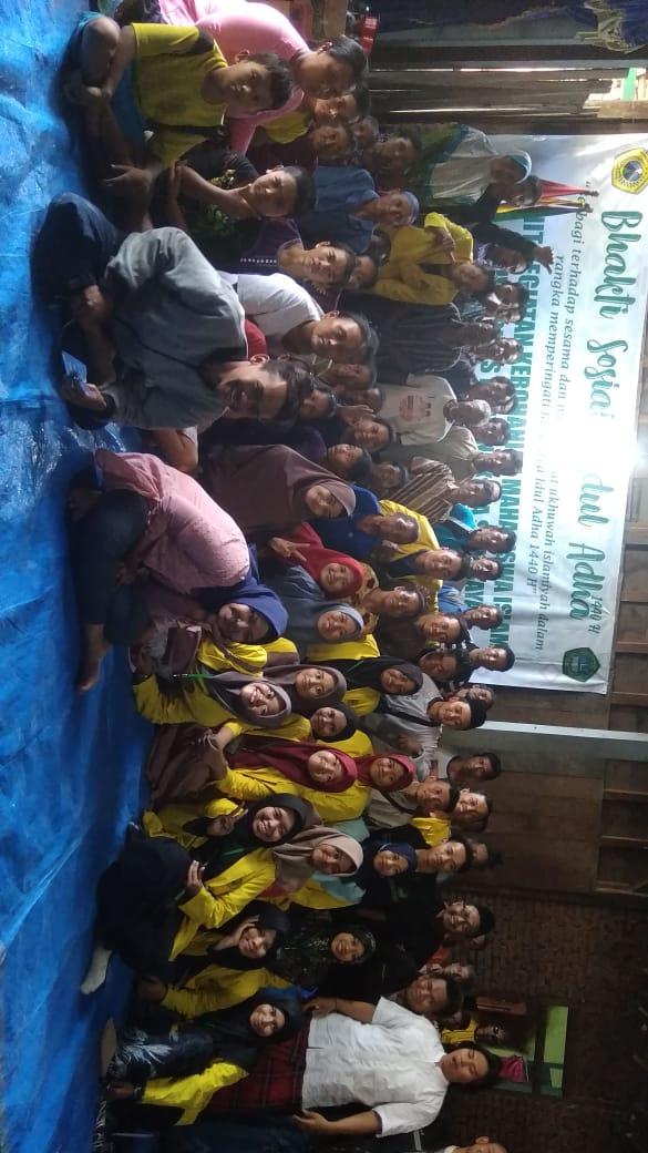 Bhakti Sosial UKKMI Ubhara Surabaya