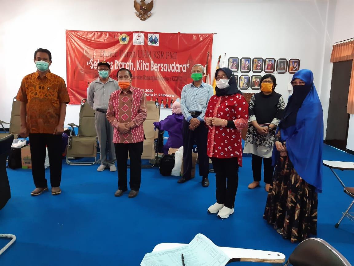 DIES NATALIS ke XXXVIII Universitas Bhayangkara Surabaya