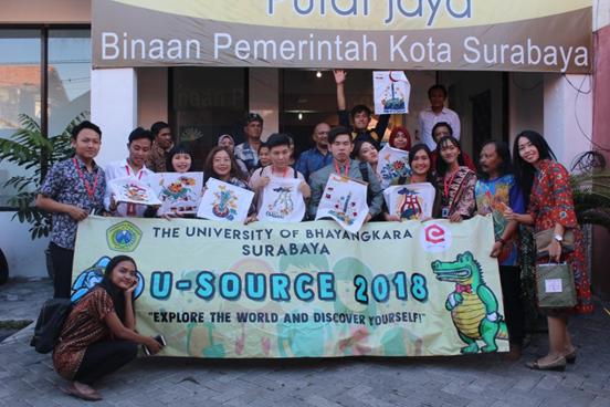 Kelas Batik dan Tari Tradisional dalam Minggu Pertama U-Source