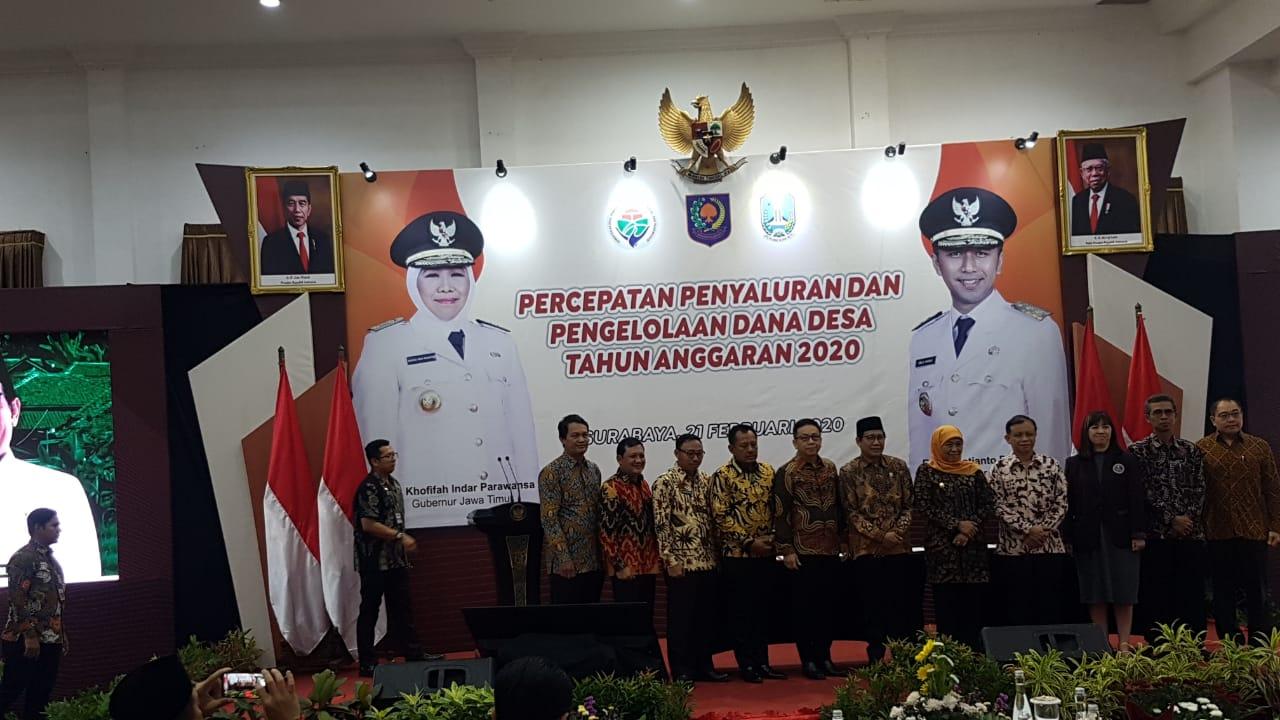 Kerjasama Universitas Bhayangkara Surabaya dengan Pemerintah Provinsi Jawa Timur