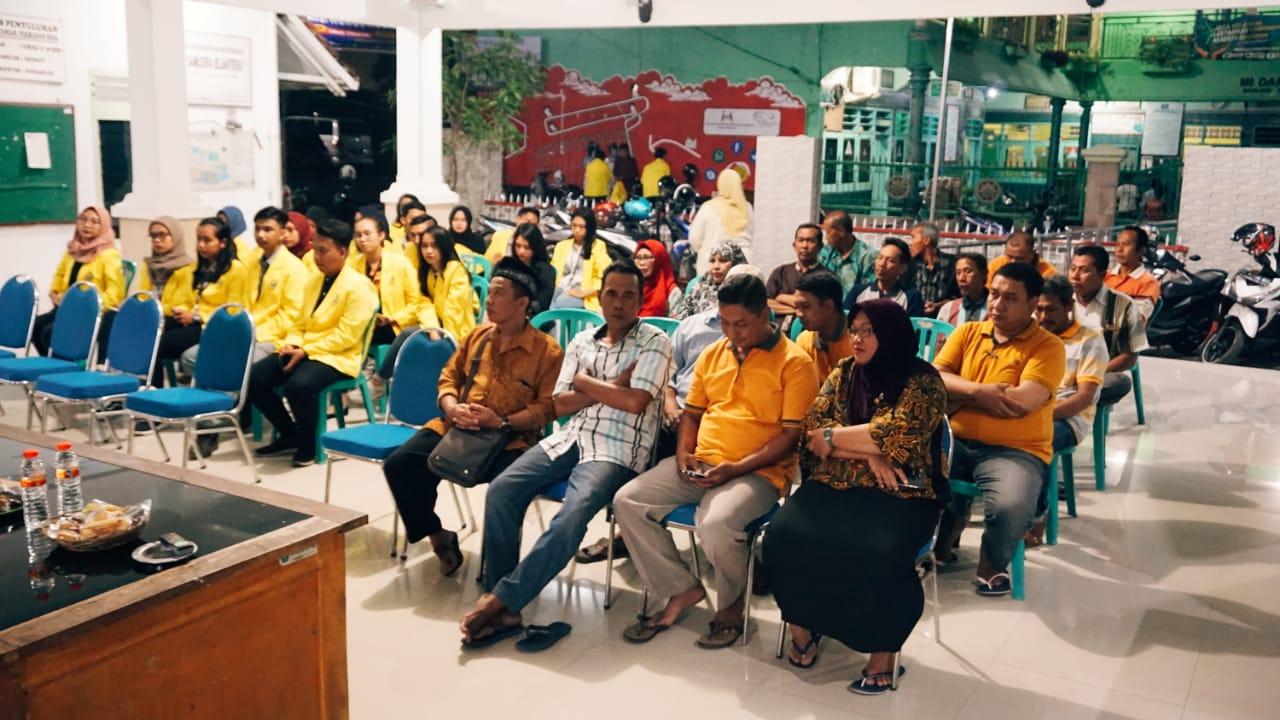 KKN Tematik Tahun 2020 Kelompok 54 Universitas Bhayangkara Surabaya.