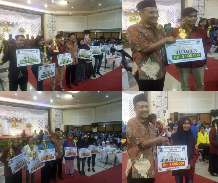 Partisipasi Mahasiswa Ubhara pada Kegiatan CSR Dinas Sosial Kota Surabaya