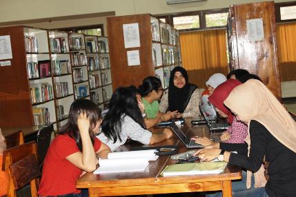Perpustakaan Online mudahkan Akses Baca Mahasiswa