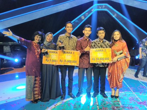 Ramadhani Syah Fitri Raih Juara Tiga pada Acila 2016