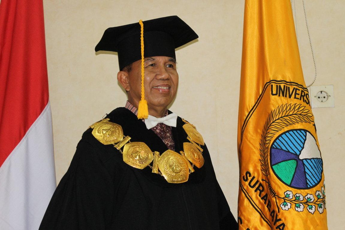 Rektor Canangkan Ubhara menuju World Class University